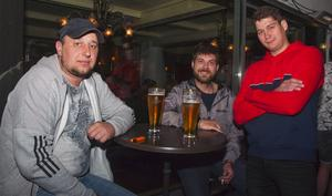 Pitchers. Pavol Ocenas, Tomas Rischan, Branislav Gramblicka.