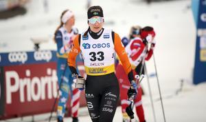 Moa Olssons stora mål i vinter är U23-VM i Tyskland. Men truppen dit är inte uttagen än.