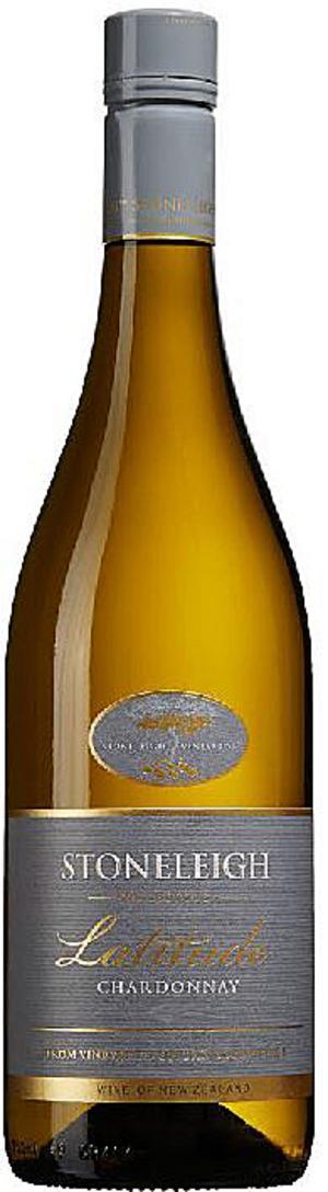Stoneleigh Latitude Chardonnay 2016.