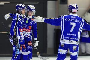 Villa Lidköping vann fredagens bortamatch mot Frillesås med 5–0.