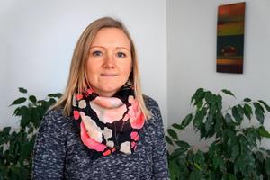 Linda Nilsson menar att kommunens arbete för att locka byggföretag ger resultat.