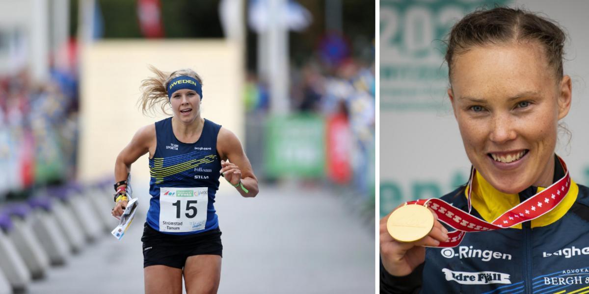 Hagström femma i EM-avslutningen – dubbla svenska guld