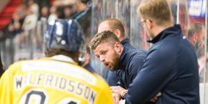 Ulf Lundberg var märkbart upprörd och frustrerad efter matchen, men höll ihop känslorna när han mötte media.