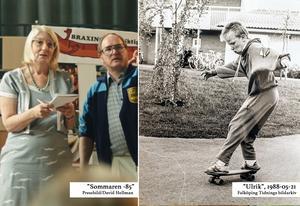 Hur såg det egentligen ut -85 i Falköping och Skövde? Bilden är ett montage.