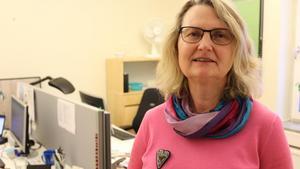Kommunalrådet Marie Wilén (C) menar att alla nu måste hjälpa till för att motverka underskottet.