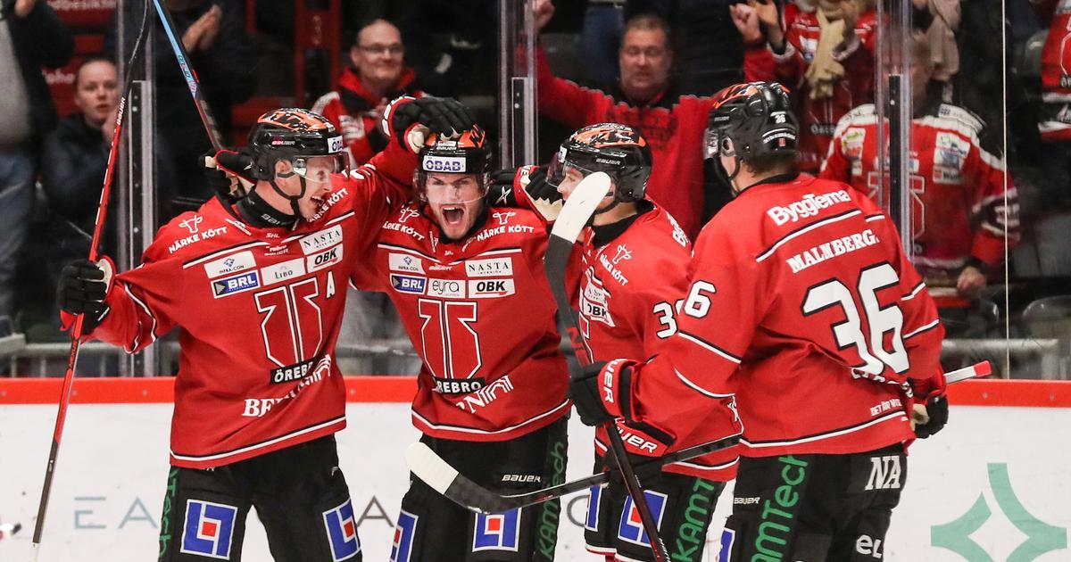 Örebro Hockey vände underläge men tappade – vann till slut efter drama • Ny skadad spelare