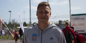 BKV Norrtäljes sportchef Tobias Lindström är nästintill lyrisk över arrangemanget.