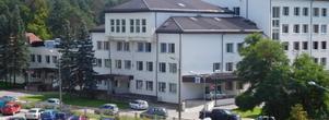 Jekabpils Hospital, Lettland.