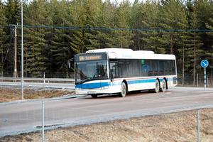 Regeringen och de rödgröna i Region Västmanland satsar på avgiftsfria bussar   i sommar.Foto: VLT:s arkiv