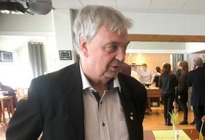 Lennart Helgesson, (M) vice ordförande i kultur- och fritidsnämnden.