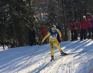 Oskar Ohlsson fick chansen av Wolfgang Pichler inför den gångna säsongen. Nu hoppas han få chansen igen inför kommande säsong i den blågula dräkten.