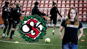 ÖSK är piskade att vinna redan i första omgången, skriver Elena Lövholm inför söndagens tävlingspremiär.