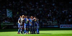 Utifrån Giffarnas ekonomiska förutsättningar så tror jag laget har det bästa spelarmaterialet, de bästa tränarna och den bästa ledningen laget kan få, skriver Stefan Danielsson.