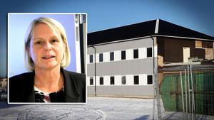Lena Bergsten är tillförordnad vd för Ljusdal energi sedan Lars Wennerholm blivit sjukskriven och sedan lämnat bolaget.