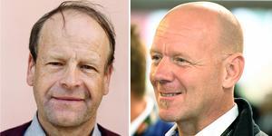 Någon Tony Rickardsson-imitation bjuds det inte på när Mats Strandberg gästar Avesta den 21 november. Foto: Tobias Röstlund och Mikael Fritzon/TT