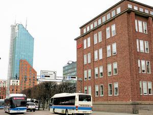 Fler skrapor önskas. KD vill ha fler höga hus i Västerås.