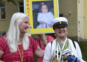 23-åriga Frida Thölix önskan är att få bo och leva på Mo gård i Finspång.