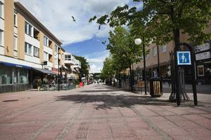 Kramfors är en av 19 kommuner som kan komma att dö ut innan sekelskiftet om inte befolkningstrenden vänder, enligt Dagens Samhälles senaste nummer. Foto: