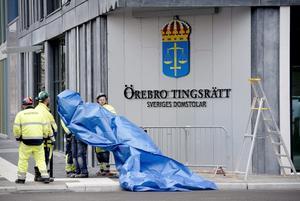 Rättscentrum i Örebro.
