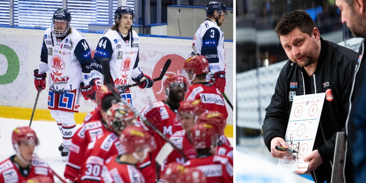 Karlin om tuffa semifinalserien och Modo-ryktet: