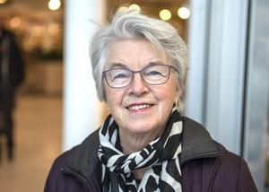 Inger Cronheden, 80, pensionär, Östersund