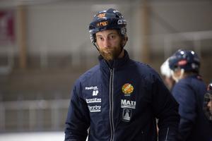 Falu BS-tränaren Joakim Björkman.