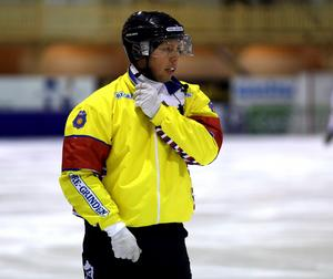 Domaren Andreas Broberg.