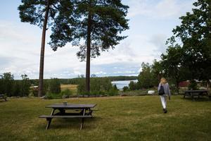 I en lugn och naturlig miljö ligger Basta Nykvarn, med sitt häststall och hundpensionat.