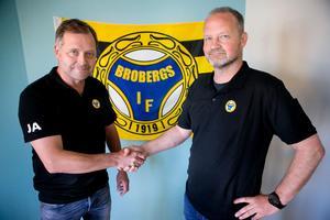 Jens Alftin har gett tränaren Björn Eriksson en del intressanta namn att jobba med nästa säsong.