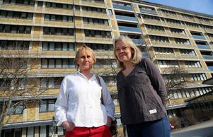 Med vårt förslag skulle Region Västernorrland gå i bräschen och det skulle sända positiva signaler till regionen, tror Maria Dahlberg och Annika Safrani.