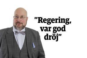 Det här är en ledartext av Patrik Oksanen, politisk redaktör Hudiksvalls Tidning (c) och ledarskribent Östersunds-Posten (c)