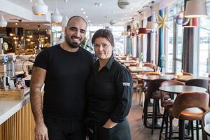 Ahmad Shalak och Emma Sundberg sammanfattar ett år sprängfyllt med evenemang – och berättar om framtiden.