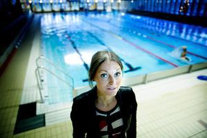 Just nu jobbar Lufab och Liselotte Jonsson med att ta fram så konkreta siffror som möjligt över vad en ny simhallsanläggning kan kosta på Lugnet.