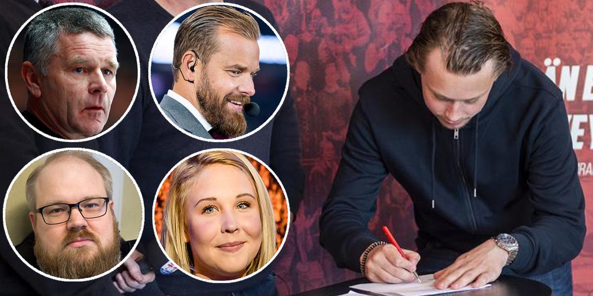 """Efter Dahléns påskrift för Timrå IK – så säger experterna om valet: """"Kommer dominera kraftigt"""""""
