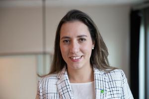 Naiara Pereia Cunha (MP), jurist, Järna, 33 år (NY).