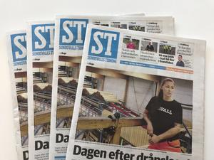 Sundsvalls kommun har dragit in papperstidningen på äldreboendet helt utan förvarning och som jag förstått det så gäller det överallt. Så jag måste fråga er som ligger bakom beslutet på Sundsvalls kommun: Har ni ingen som helst skam i kroppen?, skriver Carina.