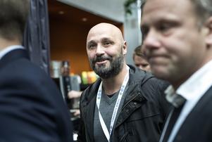 Gais tränare Bosko Orovic vid upptaktsträffen inför Superettan. Orovic hyllar Edin Hamidovic och lägger favoritskapet på Jönköpings Södra inför seriepremiären.