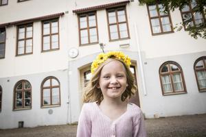 Leia Håkansson gick ut förskoleklass och väntade på sitt första sommarlov.