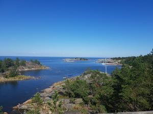Arholma. Vyerna från den sista ön innan Åland.