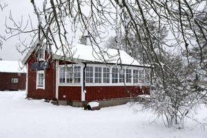 Algot Norbergs hus. Foto: Anders Sjöberg