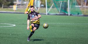 Stefan Stojanovic gjorde sitt första mål för säsongen när han placerade in 1–0 i den andra minuten.