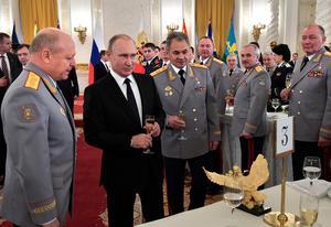 Ryssland är största orsaken till att Sveriges säkerhetspolitiska läge har försämratsFoto: Alexei Nikolsky, AP