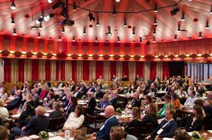 230 personer kom till Moraparken när besöksnäringens konferens Up to date hölls för tionde gången.