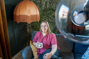 Ingrid Larsdotter Aldén med företaget Kullastintan vann utmärkelsen Årets nya företag.