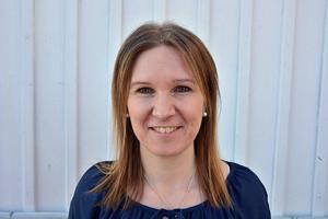 Marlene Svedin hoppas att målningen av taket startar redan under maj månad.