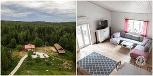 Gården i utkanten av Norberg var det mest klickade objektet i norra länsdelen förra veckan.
