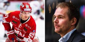 Anton Wedin och Tomas Mitell. Foto: Pär Olert/BILDBYRÅN och Maxim Thoré/BILDBYRÅN