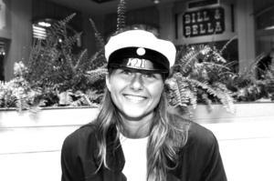 Sara Wiklund tog studenten 1991.