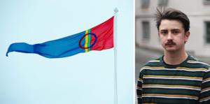Elon Wissing (MP), ledamot barn- och utbildningsnämnden i Åre kommun. Foto: TT / Privat