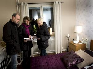 lägenhetsvisning Restalundsvägen Örebro